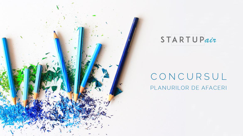 Anunţ de demarare a concursului de planuri de afaceri